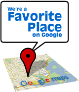Google Maps Favorite Place