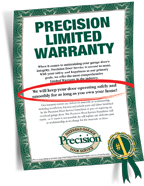 Precision Garage Door Service Office: (412) 307 4481. 603 Parkway View Dr  Pittsburgh, PA 15205