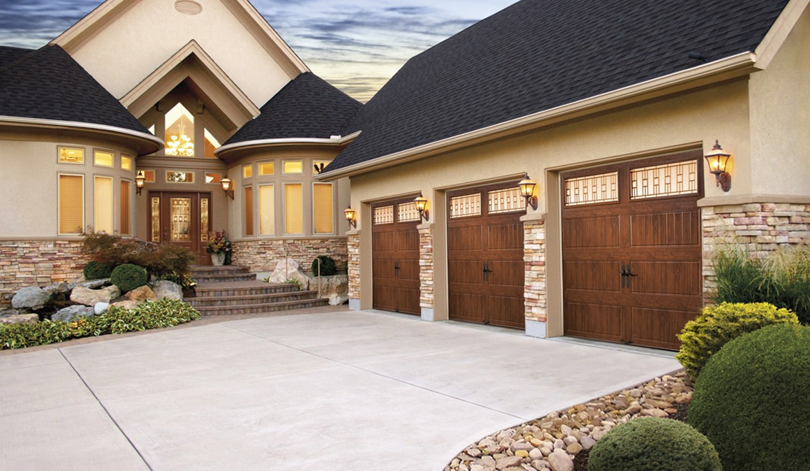 Brown Garage Doors With Windows brown garage doors - wageuzi